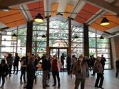 """Inauguration de la salle communale """"LA SIXTINE"""""""