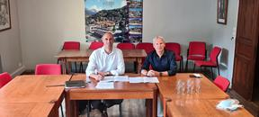 Alpéa achève la construction de la nouvelle salle de Saint-Jean-de-Sixt
