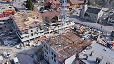 CENTRE-VILLAGE : les travaux avancent
